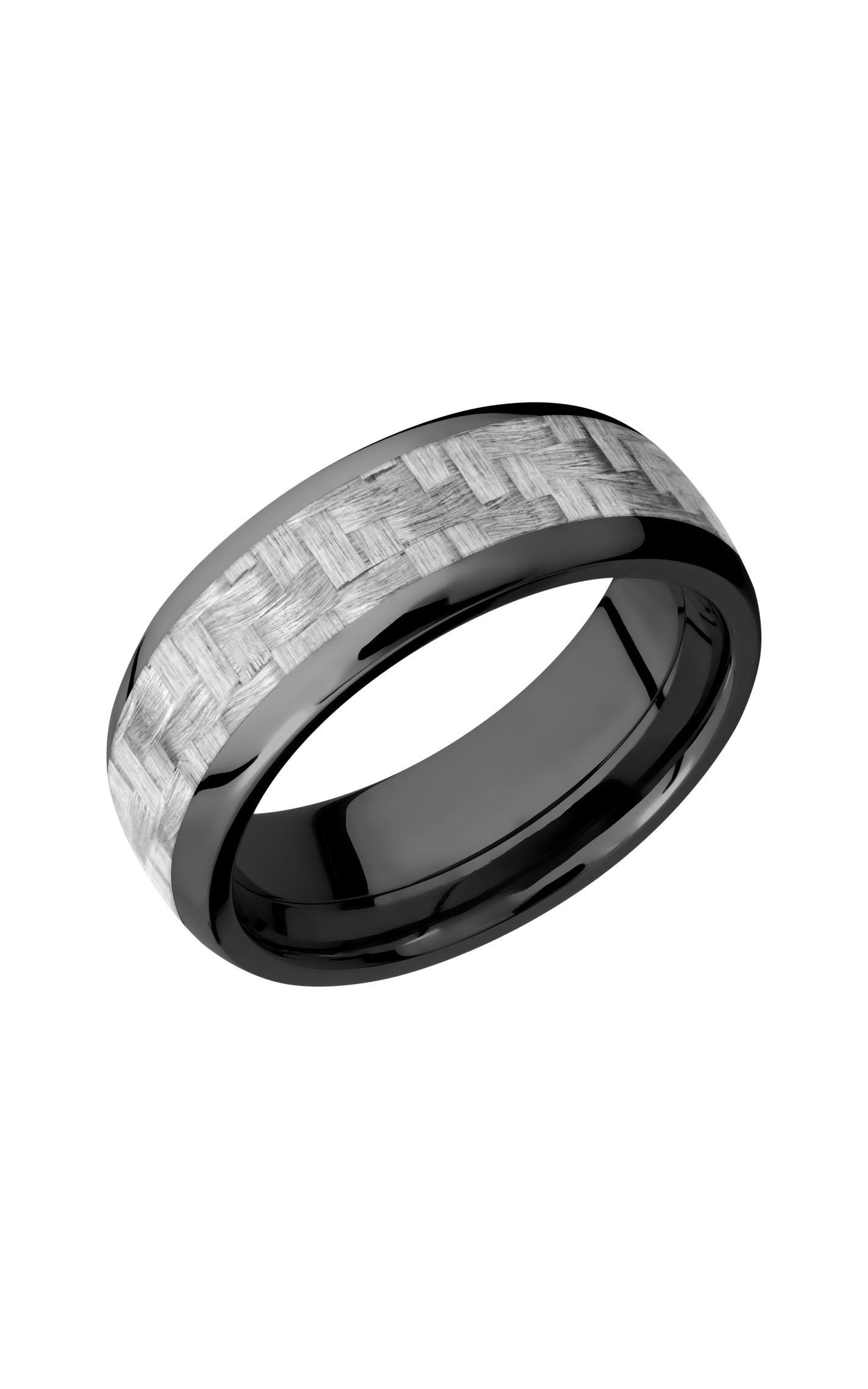 Lashbrook Carbon Fiber ZC8D15_SILVERCF product image