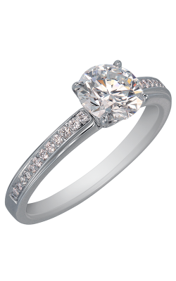 Lazare Simply Classic Engagement Ring RG20 product image