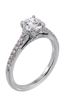 Lazare Simply Classic Engagement Ring M25 product image
