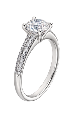 Lazare Simply Classic Engagement ring M62 product image