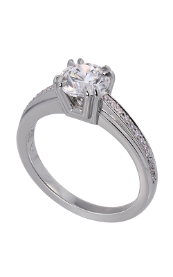 Lazare Simply Classic Engagement ring M21 product image