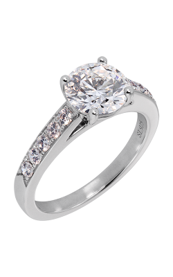 Lazare Simply Classic Engagement Ring 806 product image
