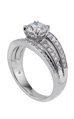 Lazare Simply Classic Engagement Ring R955 product image