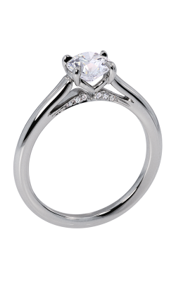 Lazare Simply Classic Engagement Ring R19 product image