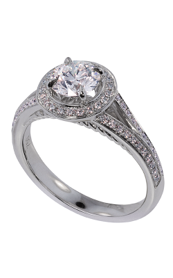 Lazare Ideal Surroundings Engagement Ring R38 product image