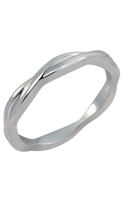 Lazare Simply Twist Wedding Band B36 product image