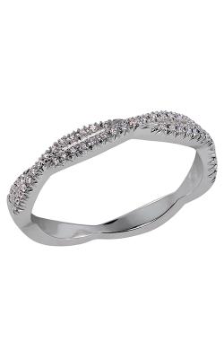 Lazare Simply Twist Wedding Band B49 product image