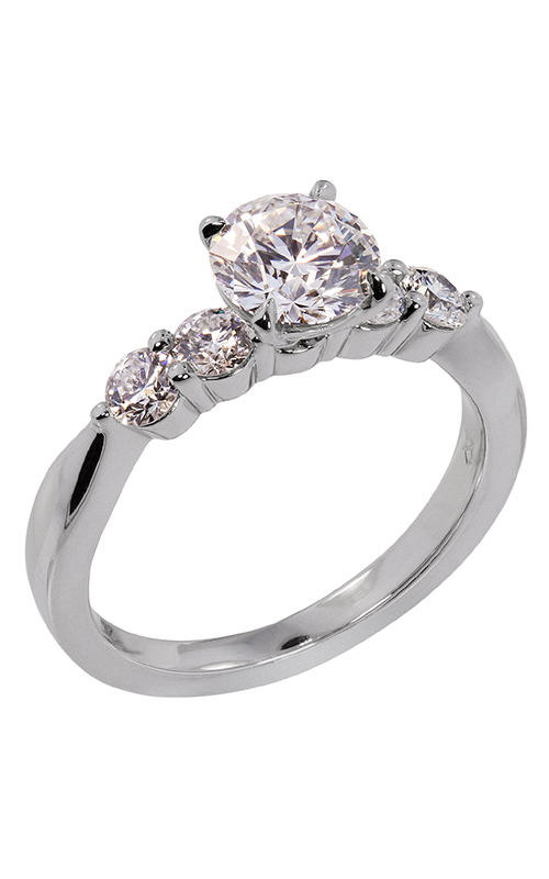 Lazare Simply Classic Engagement ring 729 product image