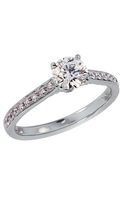 Lazare Simply Classic Engagement ring R994 product image