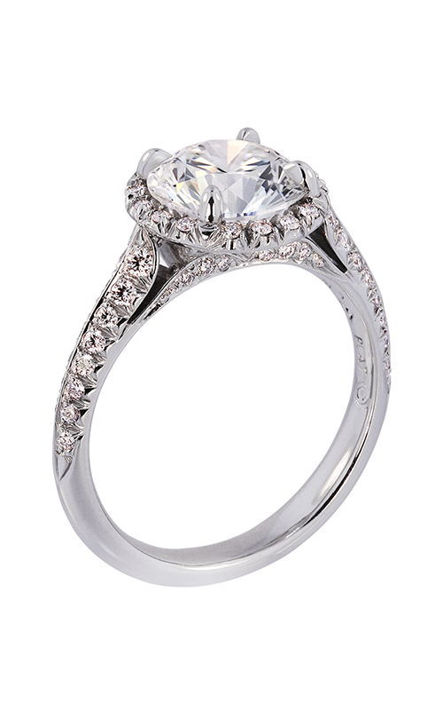Lazare Ideal Surroundings Engagement ring M02 product image