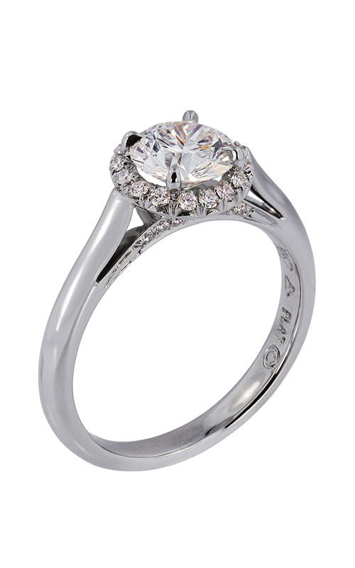 Lazare Ideal Surroundings Engagement ring M11 product image