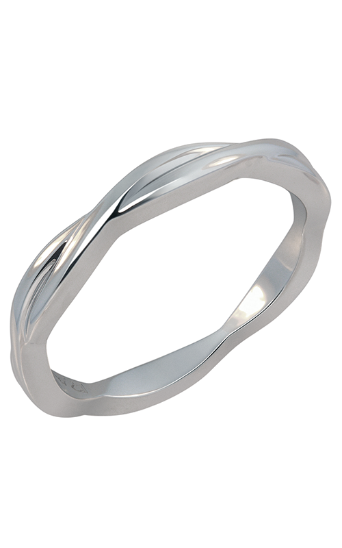 Lazare Simply Twist Wedding band B36 product image