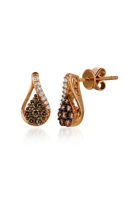 Le Vian 14K Strawberry Gold® Earrings YQOL 16 product image