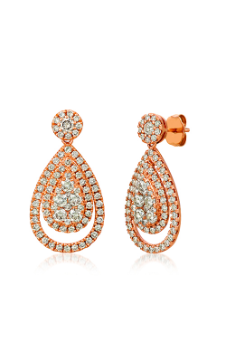 Le Vian 14K Strawberry Gold® Earrings ZUNX 49 product image