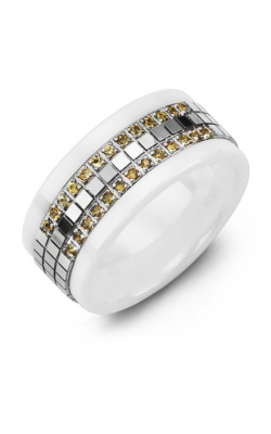 Madani Alternative Metal Gold Prestige Wedding band MWN914IW-22Y product image