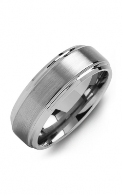 Madani Alternative Metal Wedding Band MGA800TT product image
