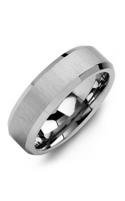 Madani Alternative Metal Wedding Band MGB700TT product image