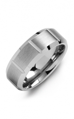 Madani Alternative Metal Wedding Band MGC800TT product image