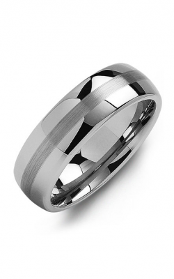 Madani Alternative Metal Wedding Band MGD700TT product image
