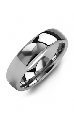 Madani Alternative Metal Wedding Band MGG600TT product image