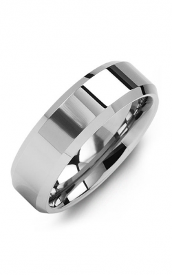 Madani Alternative Metal Wedding Band MGI700TT product image
