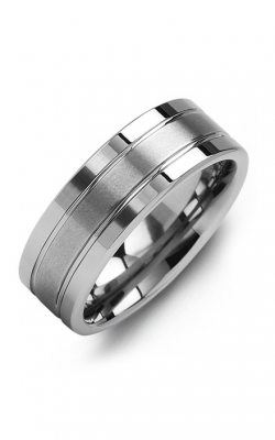 Madani Alternative Metal Wedding Band MGJ800TT product image