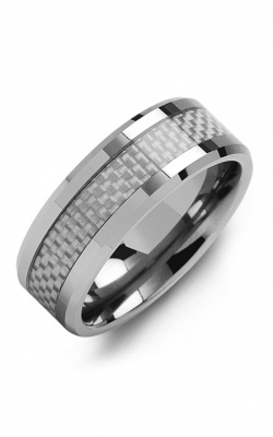Madani Alternative Metal Wedding Band MGL800TR product image
