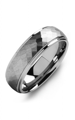 Madani Alternative Metal Wedding Band MGM700TT product image