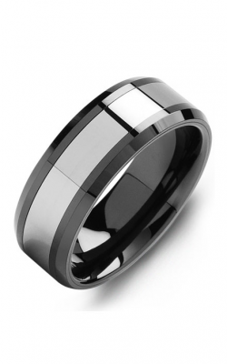 Madani Alternative Metal Wedding Band MGN800CT product image