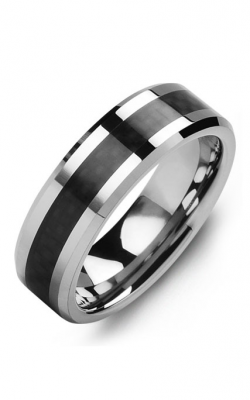 Madani Alternative Metal Wedding Band MGO700TR product image