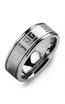 Madani Alternative Metal Wedding Band MGQ800TT product image