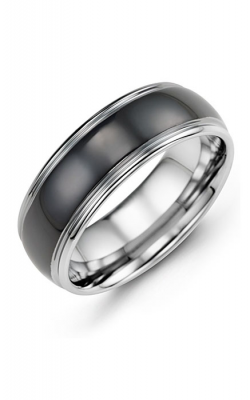 Madani Alternative Metal Wedding Band MGS800TT product image