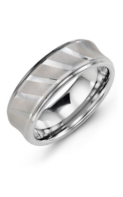 Madani Alternative Metal Wedding Band MGU800TT product image