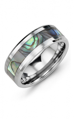 Madani Alternative Metal Wedding Band MGV800TE product image