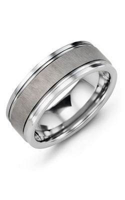 Madani Alternative Metal Wedding Band MGW800TT product image