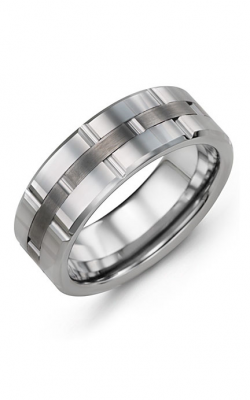Madani Alternative Metal Wedding Band MGY800TT product image
