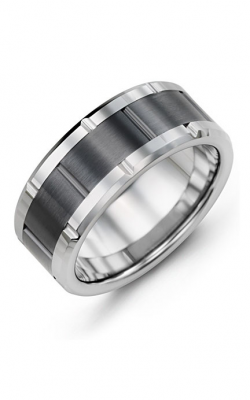 Madani Alternative Metal Wedding Band MHA900TC product image