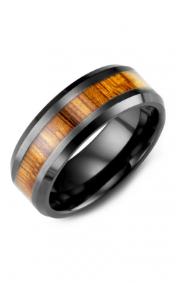 Madani Alternative Metal Wedding Band MHC800CD product image