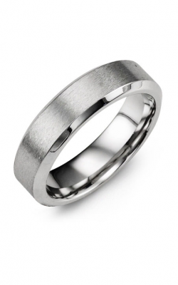 Madani Alternative Metal Wedding Band MHL600BB product image