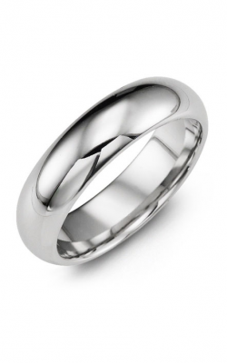 Madani Alternative Metal Wedding Band MHO700BB product image