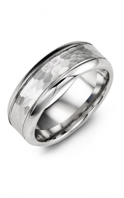 Madani Alternative Metal Wedding Band MHP800BB product image