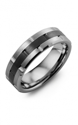 Madani Alternative Metal Wedding Band MHW700TC product image