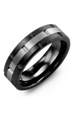 Madani Alternative Metal Wedding Band MHX700CT product image