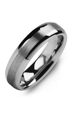 Madani Alternative Metal Wedding Band MGR600TT product image