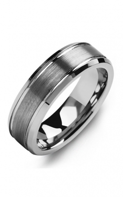Madani Alternative Metal Wedding Band MGP700TT product image