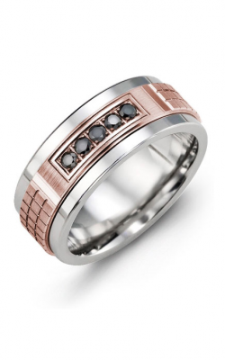Madani Alternative Metal Gold Prestige Wedding Band MJR914TP-15B product image