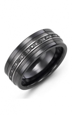 Madani Alternative Metal Gold Prestige Wedding Band MKH914CF-23B product image