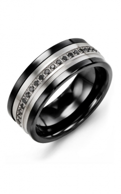 Madani Alternative Metal Gold Prestige Wedding Band MKP914CW-21B product image
