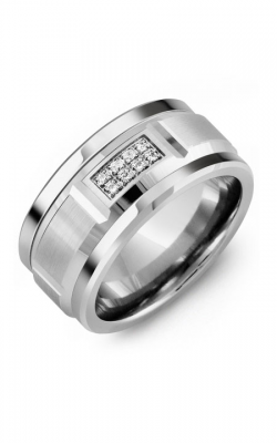 Madani Alternative Metal Gold Prestige Wedding Band MKS114TW-8R product image