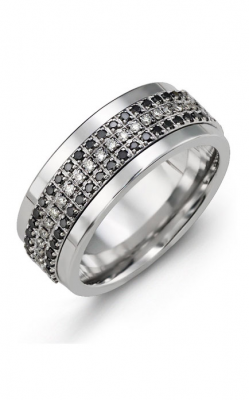 Madani Alternative Metal Gold Prestige Wedding band MJJ914BW-63D product image